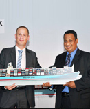 AMAL RODRIGO (Country Head - Maersk Lanka) Recommendation
