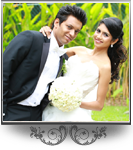 Wedding of Ashini & Mahal